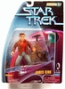 Playmates Star Trek Warp Factor Series 5 James Kirk Figure