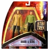 Star Trek Space Seed Khan and Kirk 2-Pack Figure Set