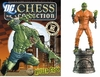 DC Chess Collection Black Rook Killer Croc Magazine #30