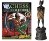 DC Chess Collection Black Rook Man-Bat Magazine #24