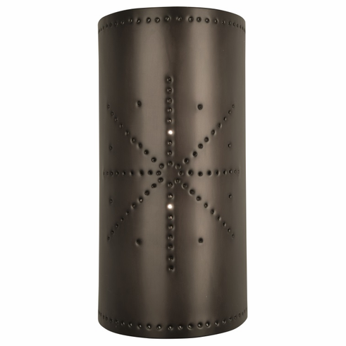 Taos Outdoor Copper Wall Sconce