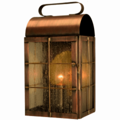 New Haven Outdoor Wall Sconce Lantern