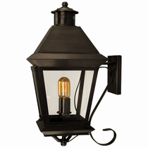 Brookfield Copper Lantern Lighting Collection
