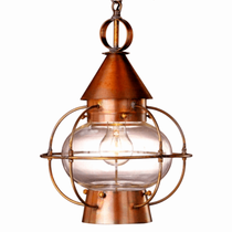 Cape Cod Onion Copper Lantern Collection