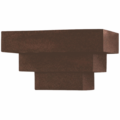 Ennis Outdoor Copper Wall Sconce