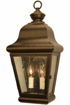 Miramonte Copper Lantern Wall Sconce