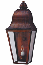 Keene Lantern Outdoor Wall Sconce