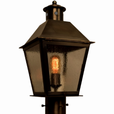 Banford Lantern Outdoor Post Light