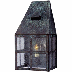 Exeter Lantern Wall Sconce