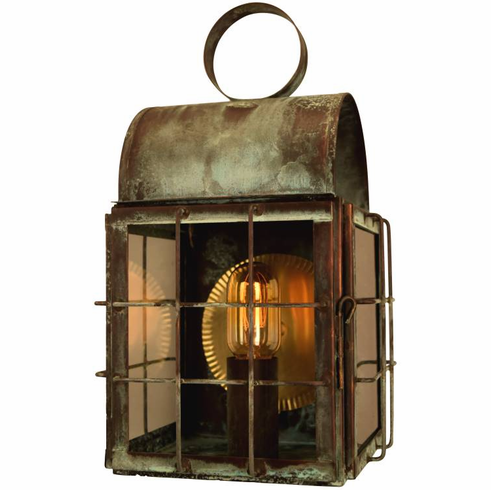 Back Bay Lantern Wall Sconce
