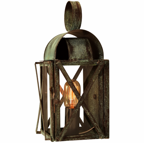 Bunker Hill Colonial Lantern Wall Sconce