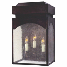 Madden Copper Lantern Wall Sconce