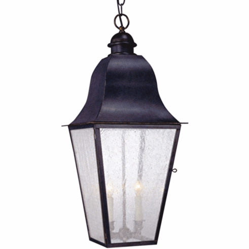 Keene Pendant Copper Lantern Hanging Light
