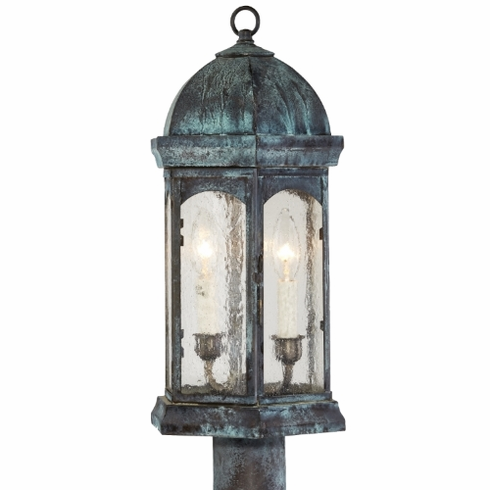 Landon Jr. Outdoor Post Light