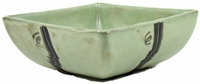 "Mara Stoneware 8"" Medium Square Bowl - Profiles"
