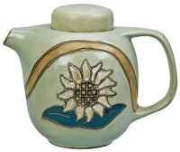 Mara Stoneware 44oz Teapot - Sunflower-Out of Stock Until 10-15-2020