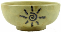 Mara Stoneware 72oz Serving Bowl - Southwest