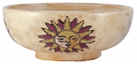 Mara Stoneware 24oz Serving Bowl - Desert/Sun