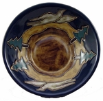 Mara Stoneware 20oz Bowl - Birds