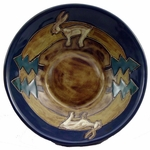 Mara Stoneware 20oz Bowl - Rabbit