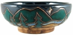 Mara Stoneware 24oz Serving Bowl - Mountain