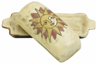 Mara Stoneware Butter Dish with Lid - Suns-Out of Stock Until 10-28-2020