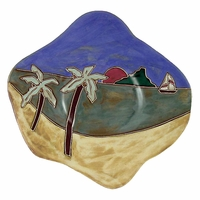 Mara Stoneware Dinnerware - Palm-Beach - Individual & Complement Pieces