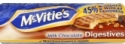 McVities Digestives, Milk Chocolate