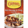 Colman's Recipe Mix, Sausage & Onion