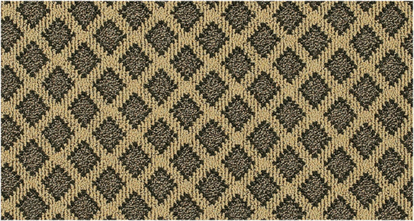 DOUBLE TRELLIS COLOR: CAMEL BLACK