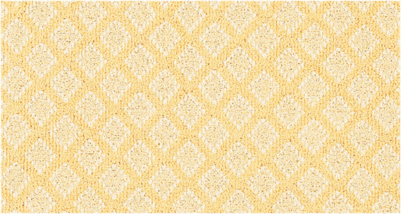 DOUBLE TRELLIS COLOR: YELLOW WHITE