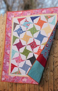 Firecracker Quilt Pattern by Julie Herman for Jaybird Quilts