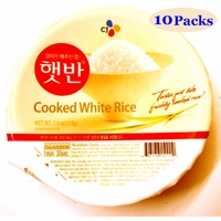 CJ Cooked White Rice Family Pack P10