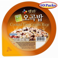 CJ Cooked 5 Grains Rice Family Pack P10