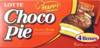 Lotte Choco Pie Family Pack P