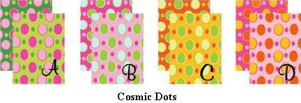 Cosmic Dot Check Book Cover