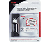 RCA CD/DVD/PS2/XBOX Wet Lens Cleaner