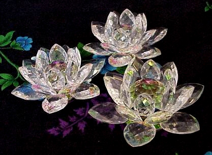 Feng shui crystal lotus flower feng shui crystal lotus flower the sacred lotus beautiful crystal lotus flower the lotus flower is a revered sacred symbol in many asian cultures mightylinksfo Image collections