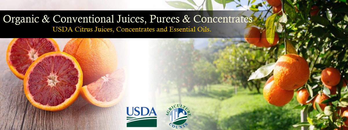 Bulk Juices and Concentrates