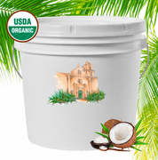 Organic Virgin Coconut Oil 1-gallon