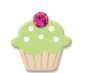 doodlebug braddies - lime cuppy cake