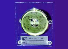 Barometer, Mounted