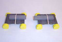 Magnetic Cart Set/2