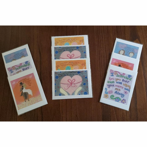 Artist Cards:  In Love 2