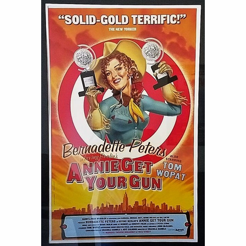 Annie Get Your Gun<P> Includes Playbill