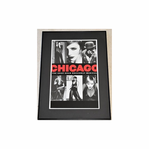 Chicago<P> Includes Playbill