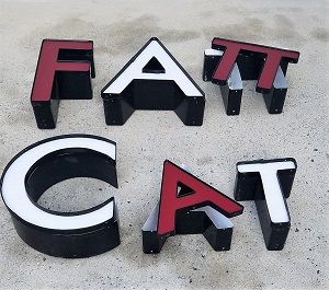 Channel Letters For Your Decor