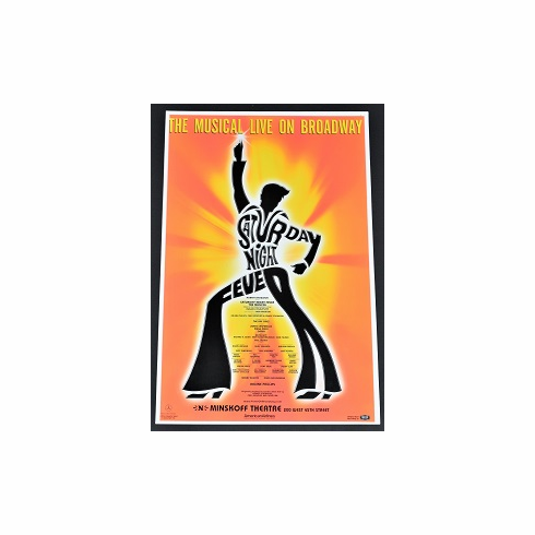 Saturday Night Fever<P> Includes Playbill