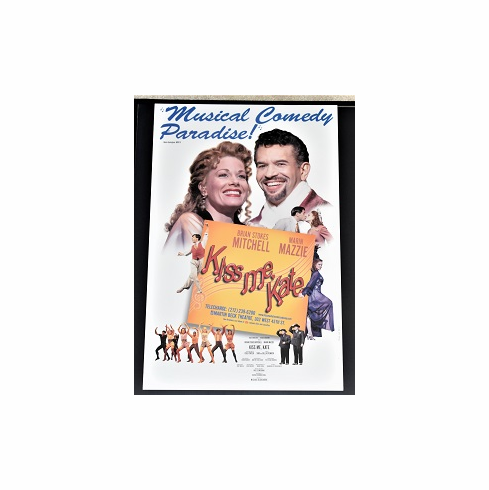 Kiss Me Kate<P>Includes Playbill
