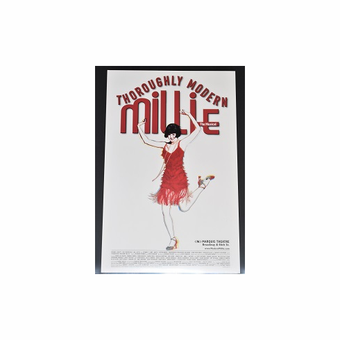 Thoroughly Modern Millie<P> Includes Playbill